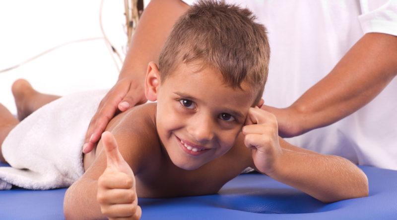 Подарочный сертификат на курс детского массажа